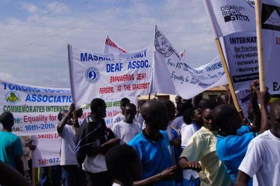 Oeganda - Gelijkheid voor Dove Personen