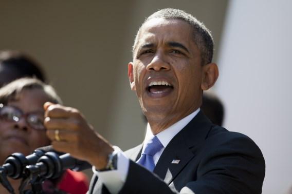 Obama verwijt Republikeinen 'ideologische kruistocht'