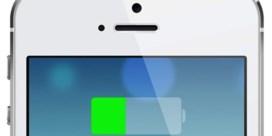 Acht tips om uw batterij te sparen met iOS 7