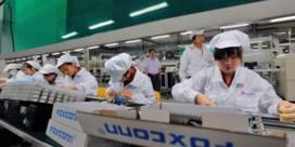 Kritiek op werkomstandigheden bij Foxconn in Tsjechië