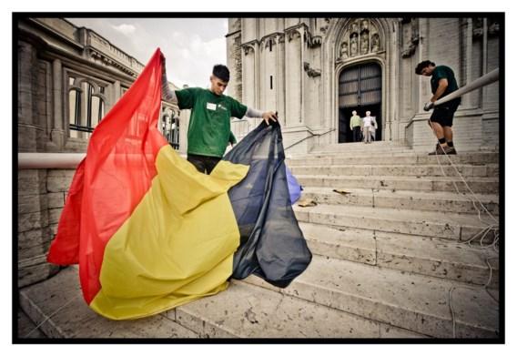 Op deze dagen moet de Belgische driekleur aan openbare gebouwen hangen