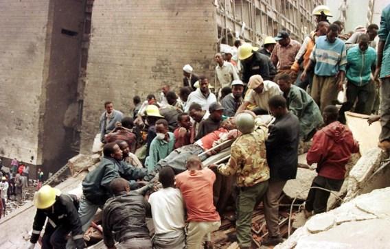 Op 7 augustus 1998 kwamen 212 mensen om het leven bij een aanslag op de Amerikaanse ambassade in Nairobi, de hoofdstad van Kenia.