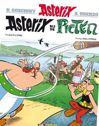 Op 24 oktober ligt een nieuw Asterix-album in de handel: Asterix bij de Picten. Het is het eerste zonder tekenaar Uderzo. De strip verschijnt meteen op 4,5 miljoen exemplaren in meer dan twintig talen. De voorbije dagen werden de cover en de eerste tekeningen vrijgegeven.In Asterix bij de Picten maakt de kleine Galliër met de gevleugelde helm kennis met het krijgshaftige volk dat ten tijde van Caesar Schotland bevolkte. De 35ste Asterix is het eerste album dat niet van de hand van de Franse tekenaar Albert Uderzo (86) is. In 1959 creëerde hij de stripreeks samen met scenarist René Goscinny, maar aan de goed geoliede tandem kwam een einde toen Goscinny in 1977 overleed. Sindsdien nam Uderzo zowel de verhalen als de tekeningen voor zijn rekening, maar hij bleek geen begenadigd scenarist. Voor de doorstart, na een pauze van acht jaar, werden de 54-jarige tekenaar Didier Conrad, die al voor Disney werkte, en zijn leeftijdsgenoot scenarist Jean-Yves Ferri aangetrokken. Zij leveren nu hun eerste Asterix af. Alleen de Obelix op de cover komt nog uit Uderzo's potlood.