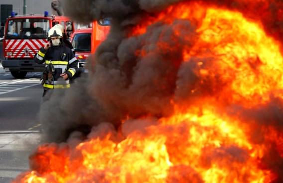 Brandweer wil actie voeren tot de finish