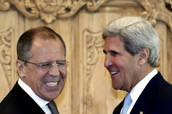 Kerry: 'Erkenning voor goede start Assad-regime'