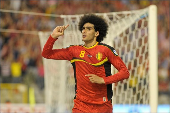 Fellaini geeft forfait voor WK-interlands