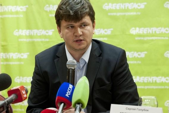 'Greenpeace-activisten worden gevangengehouden in mensonwaardige omstandigheden'