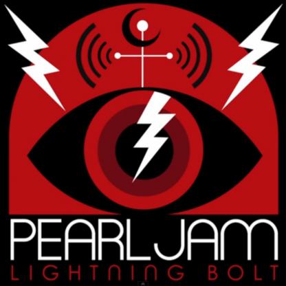 Beluister 'Lightning Bolt', het nieuwe album van Pearl Jam