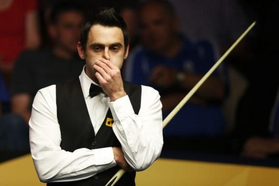 Ronnie O'Sullivan: 'Kreeg 20.000 pond aangeboden om match te regelen'