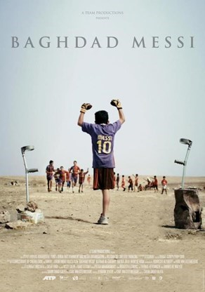 Tiende prijs voor 'Baghdad Messi' op filmfestival van Bagdad