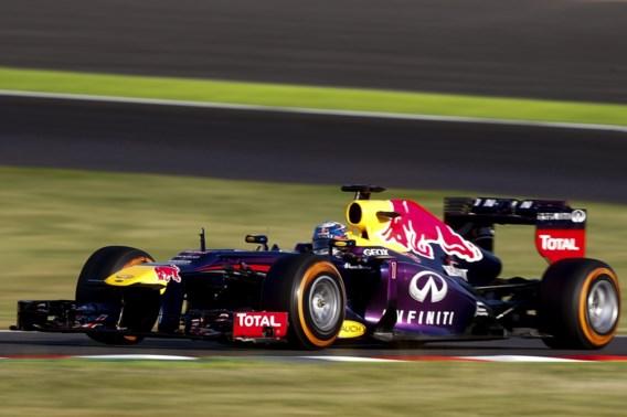 Sebastian Vettel boekt negende seizoenszege