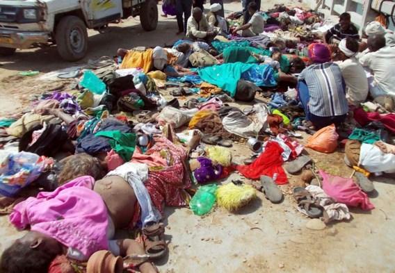 Minstens 89 doden bij massapaniek aan Indiase tempel