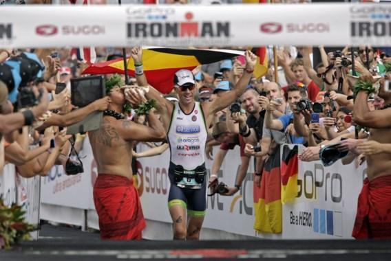Frederik Van Lierde wint Ironman Hawaï