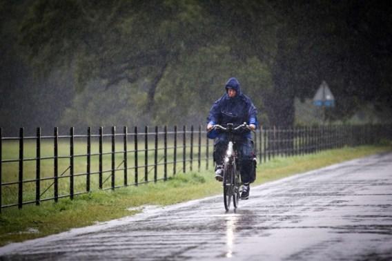 Aanhoudende regen zorgt voor overlast in Nederland