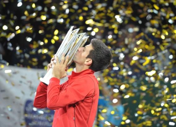 Novak Djokovic verlengt titel in Shanghai