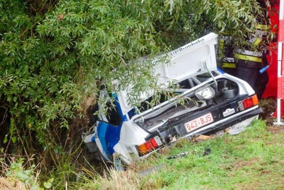Dodelijk ongeval tijdens rally in Roeselare