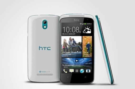 HTC Desire 500: bescheiden opfrissing