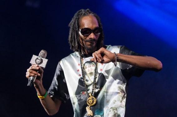 Snoop Dogg heeft opnieuw een nieuwe naam: Snoopzilla