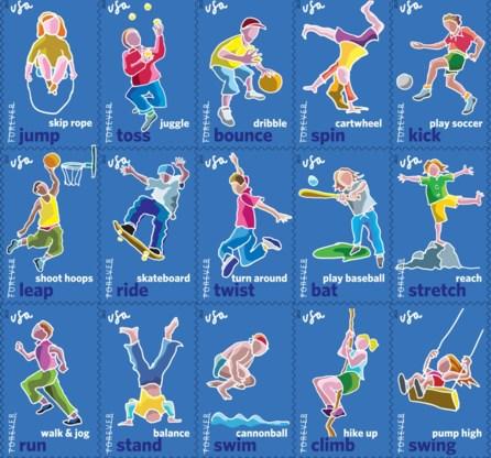 Postzegels te gevaarlijk voor Amerikaanse jeugd