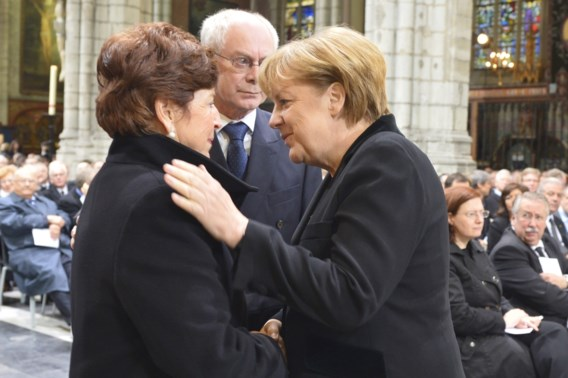 Merkel: 'Verlies vertrouweling en politieke vriend'