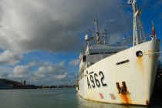 Onderzoeksschip Belgica wordt binnen vier jaar vervangen