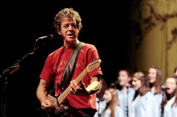 Rocklegende Lou Reed overleden