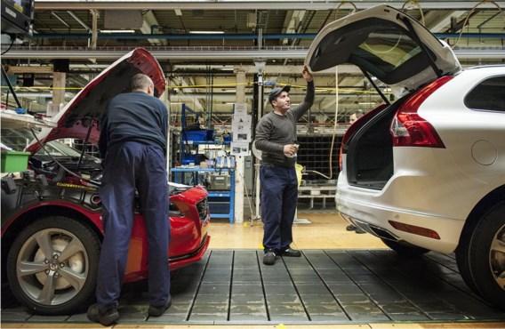 Bij Volvo Cars in Gent is er de afgelopen drie jaar een sterke instroom van jonge arbeiders van allochtone afkomst. 'De weerspiegeling van de arbeidsmarkt in de regio.'