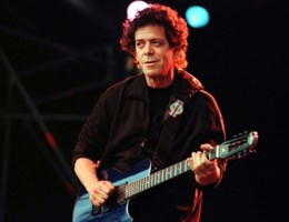Muzieklegende Lou Reed (71) overleden