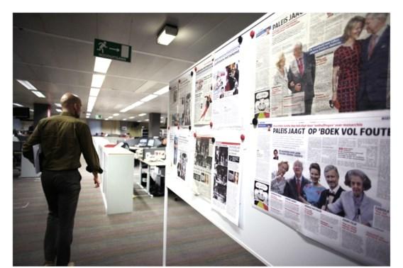 Mediahuis schrapt één baan op vijf