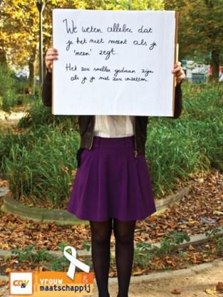 'Dagelijks acht meldingen van verkrachting, wekelijks drie van groepsverkrachting'