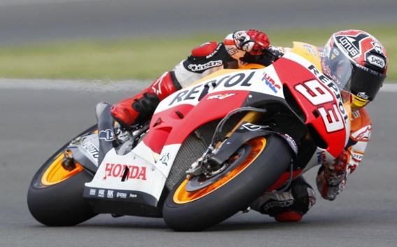 Wereldtitel voor Marc Marquez in MotoGP