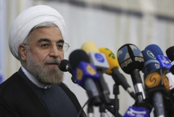 Rohani: 'Iran zal zijn nucleaire rechten niet opgeven'