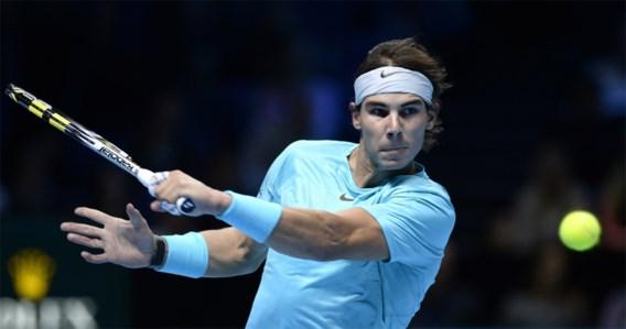 Rafael Nadal houdt Roger Federer uit finale