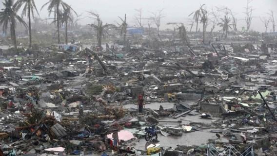 Wellicht meer dan 10.000 doden door tyfoon Haiyan