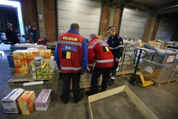 Rode Kruis opent speciale rekening voor Filipijnen