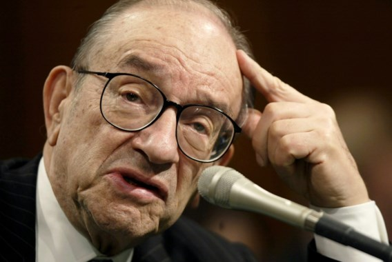 Greenspan: 'Euro heeft geen toekomst meer'