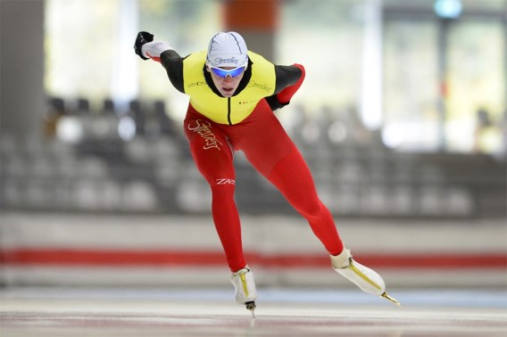 Bart Swings verbetert Belgisch record op 1.000m