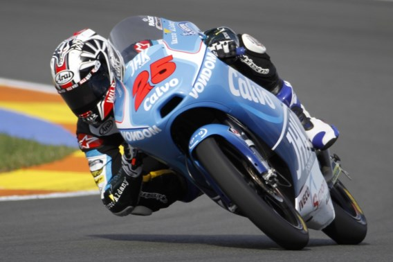 Maverick Vinales pakt wereldtitel Moto3