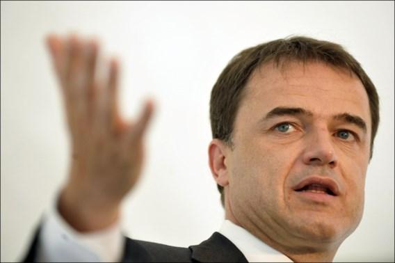 Voorzitter cdH: 'Geen gouden parachute voor Bellens'
