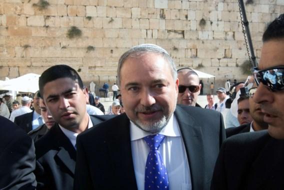 Israëlische regering keurt terugkeer Lieberman als minister van Buitenlandse Zaken goed