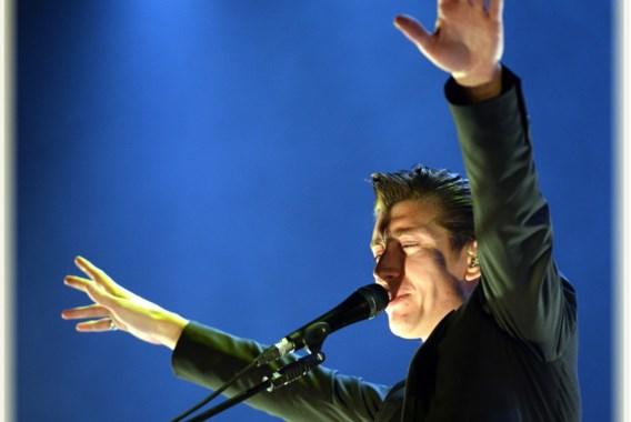 Arctic Monkeys schittert in Vorst Nationaal