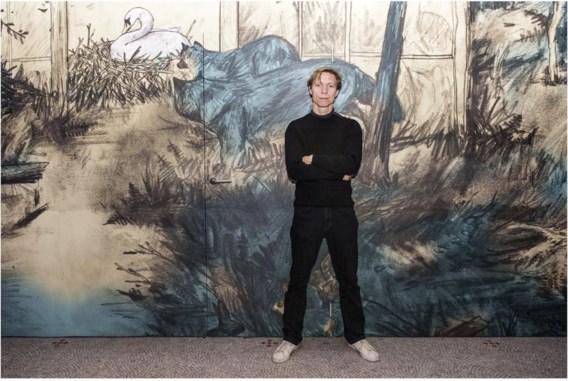 Valentijn Dhaenens: 'De vraag die ik mij voortdurend stel is: waarin schuilt onze zucht naar strijd?'