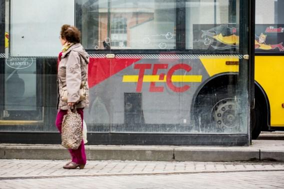 Staking TEC Luik hindert tot donderdag