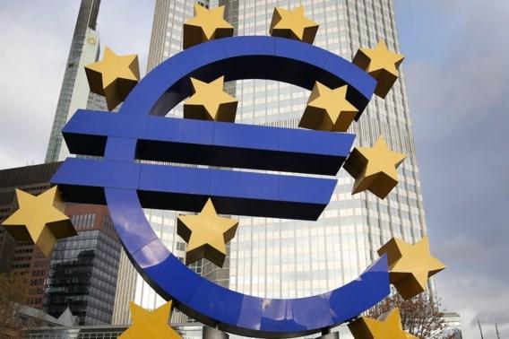 Economische groei eurolanden herleid tot minimum