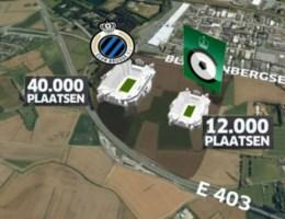 Landuyt: 'Gesprekken over stadion in Brugge gaan goede kant uit '