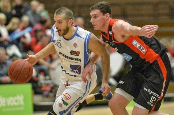 ETHIAS LEAGUE. Brussels wint van Leuven, Spirou en Giants geven geen krimp