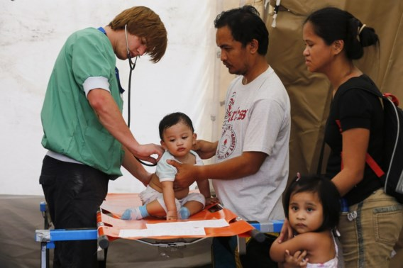 Nog 43 Belgen vermist in Filipijnen