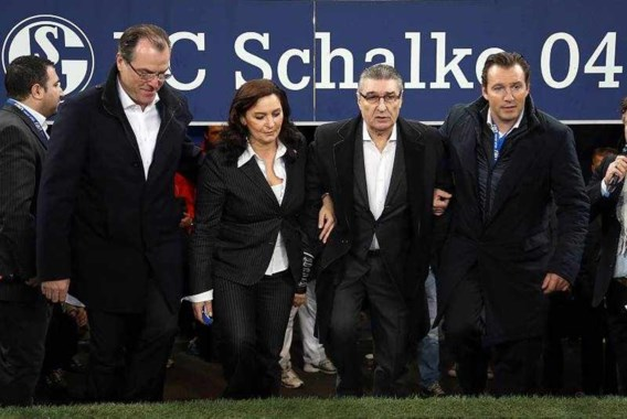 Wilmots verkiest Schalke 04 (even) boven Rode Duivels