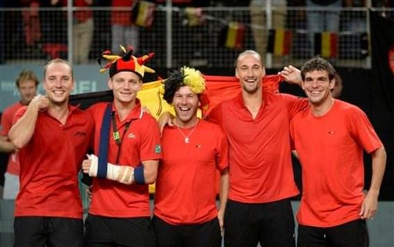 Kazachstan ontvangt België op hardcourt voor Davis Cup
