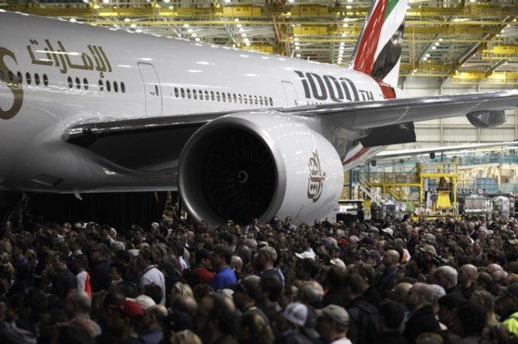 Emirates plaatst megabestelling Boeing en Airbus
